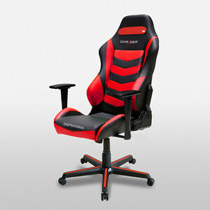 Dxracer Office Chair Oh dm166 nr Pc Gaming Chair Racing Computer Chair Gaming