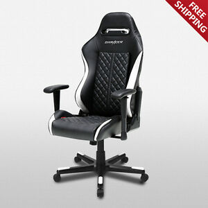 Dxracer Office Chairs Oh df73 nw Game Computer Chair Ergonomic Automotive Seat