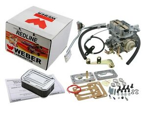 Weber Carburetor Kit For Toyota Landcruiser Fj40 Fj55 1974 1987