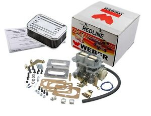 Weber Carburetor Kit For Toyota Landcruiser Fj40 Fj55 67 74