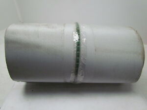 2 Ply Blue green Smooth Top Pvc Rubber V Guide Conveyor Belt 21ft X 20