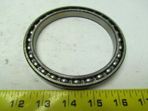 Skf 61821 Open Type Thin Section Deep Groove Ball Bearing