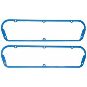 Fel Pro Valve Cover Gasket Set 1684 Silicone Steel Core Rubber 200 For Sbf