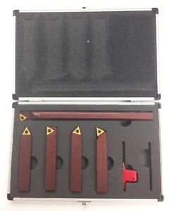 3 4 5 Piece Indexable Turning Boring Tool Set 2003 0035
