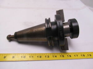 Lyndex Cat 50 Shell face Mill Tool Holder 2 Pilot 2 Projection