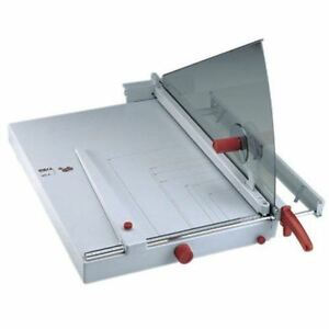 New Mbm Triumph 1110 Paper Cutter Free Shipping