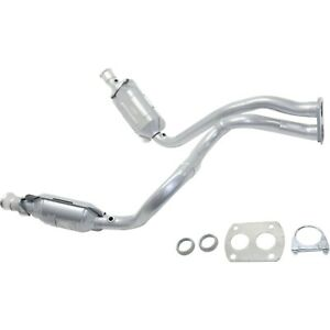 New Catalytic Converter For 2005 2007 F 250 F 350 F 450 F 550 Super Duty