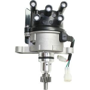Distributor For 1990 1991 Toyota Corolla 1 6l 4cyl Engine Includes Cap And Rotor