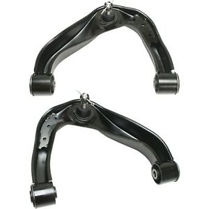 Control Arm Kit For 2005 2007 Nissan Frontier 2 Front Upper Control Arms