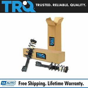 Trq Complete Strut Spring Assembly Rear Pair Kit Set Of 2 For 00 06 Elantra New