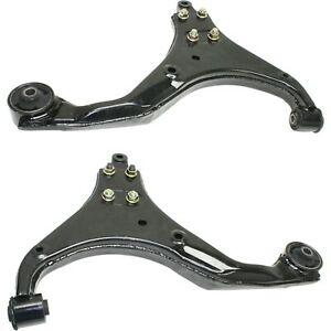 Control Arm Kit For 2005 2007 Hyundai Tucson 2 Front Lower Control Arms