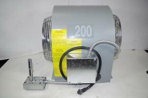 Dayton Direct Drive Blower 3 4hp Motor Xc713 10 5 8 115vac 60hz 1075rpm