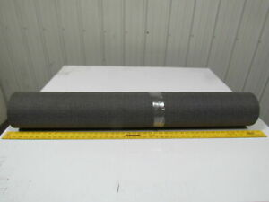 1 Ply Friction Coated Woven Black Conveyor Belt 9 x44 5 x0 104