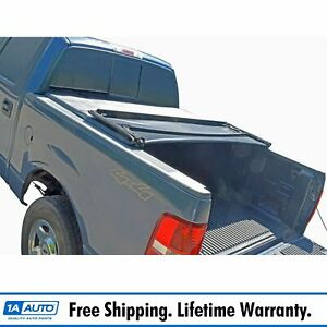 Tonneau Cover Soft Tri Fold For Tundra Double Cab Pickup Truck 6 2ft Short Bed