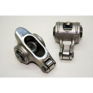 Prw Rocker Arm 0235002 01 Pro series 1 5 S a 3 8 Stainless Roller For Sbc