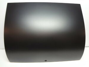 Ford Model A Roadster Coupe Smooth Style Trunk Lid 1930 1931 A1059bsmt