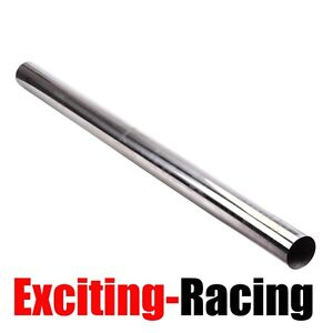 4 Inch 102mm 4ft Straight Exhaust Pipe Tube Piping Tubing T 304 Stainless Steel
