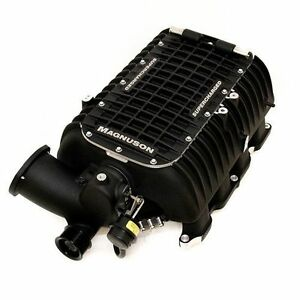 7 15 Toyota Tundra 5 7l New Magnuson Intercooled Supercharger Complete Kit