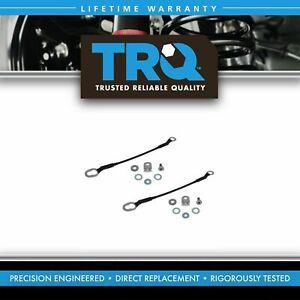 Tailgate Cable Pair Set For 2005 13 Toyota Tacoma Truck