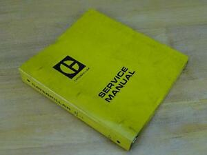 Oem Caterpillar Cat 3208 Industrial Engine Service Repair Manual Book 75v 90n