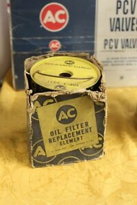 Vintage Nos Nors Ac Delco C 203 Oil Filter Replaces Fram F 3 300 Series