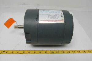 Century Electric 8 135807 02 H283 Electric Motor 1 2hp 3450rpm 200 230 460 Volts