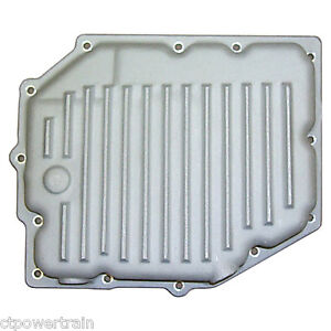 Transmission Deep Oil Pan For Dodge Jeep Chrysler 42rle New Hd As Cast Aluminum