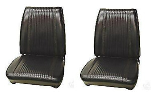 Plymouth Satellite Bucket Seat Covers 66 1966