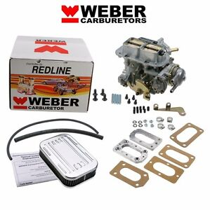 Weber Redline Carburetor Kit For Suzuki Samurai 89 88 87 86 85 1989 1988 1987