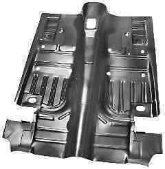 Ford Mustang Mercury Cougar Complete Floor Pan Coupe Fastback 69 70 1969 1970