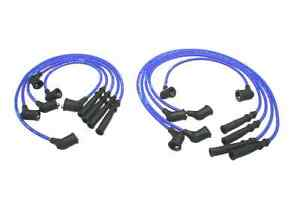 New Ngk Spark Plug Wires Set Pickup For Nissan 720 Truck 200sx 510 1980 1981