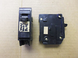 Crouse Hinds Murray Mp c Mp215 15 Amp 1 Pole Circuit Breaker Writing On Label