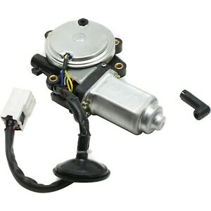 Window Motor For 2003 2007 Infiniti G35 W Anti clip Function Front Driver Side