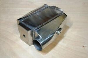 Air To Water Intercooler A w Ic 3 In out Liquid Aluminum 4 5 Core