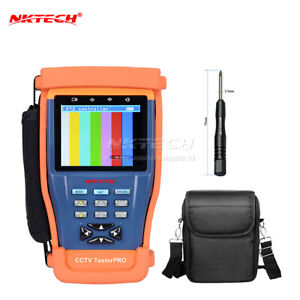Nktech St893 3 5 Tft Monitor Cctv Security Analog Camera Video Rs485 Ptz Tester
