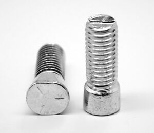 1 2 13 X 1 1 2 Coarse Thread Grade 5 Clip Hd Plow Bolt Zinc Plated Pk 50