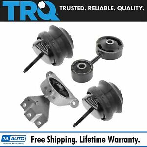 Engine Motor Transmission Mounts Kit Set Of 4 For 04 06 Chrysler Pacifica 3 5l
