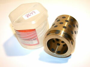 Up To 4 New Hasco 30mm Oil less Bronze Bushings Z10w 46 30