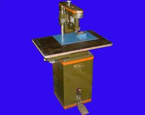 Very Nice Challenge Single Spindle Paper Drill Style E