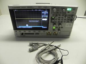 Agilent Dsox3052a Oscilloscope 500 Mhz 2 Channels