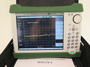Anritsu Ms2711e 9khz To 3ghz Spectrum Master Analyzer 90 Day Warranty