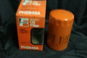 Vintage Nos Fram Oil Filter Ph 2849a Ford Mazda Mercury