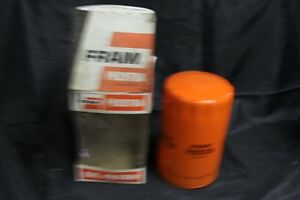 Vintage Nos Fram Oil Filter Ph 2870a Amc Audi Dodge Ford Lotus Opel Plymouth