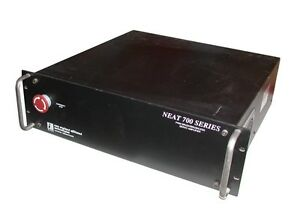 Neat 700 Series Pwm Brushless Servo Amplifier Model 704