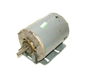 Marathon Electric Single Phase Ac Motor 1 3 Hp Model Uqk48c17d2044e