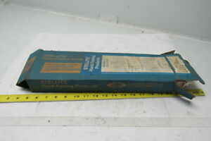 Stellite Haynes 5 3 16 x14 Hard Facing Welding Rod Electrode 9lbs