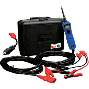 Power Probe 3 Iii Pp319ftcblu Blue Powerprobe Kit W Voltmeter And Accessories