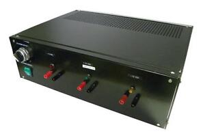 Ofsx 500t sf Dc Switching Regulated Power Supply Mounted In Custom Enclosure