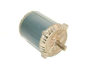 General Electric 3 Phase Ac Motor 1 4 Hp Model 5k33gn44a