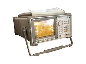 Hewlett Packard Hp Agilent 35670a Dynamic Signal Analyzer
